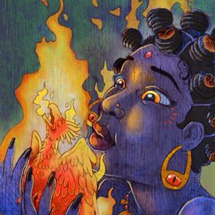Baby Phoenix - Fire