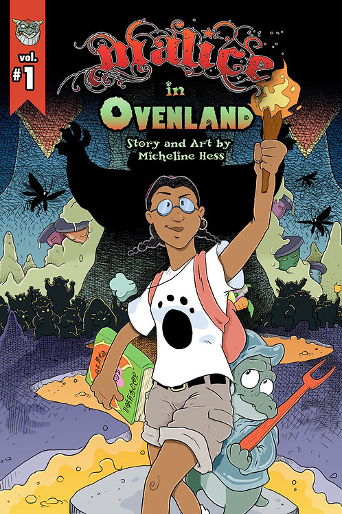 Malice in Ovenland trade paperback