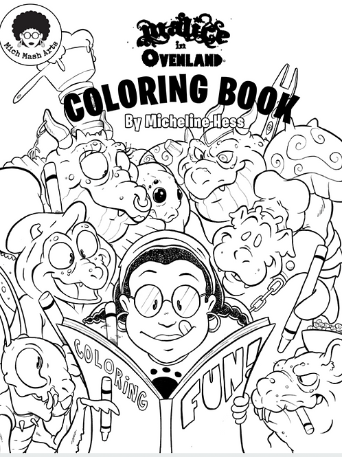 Malince in Ovenland Printables!