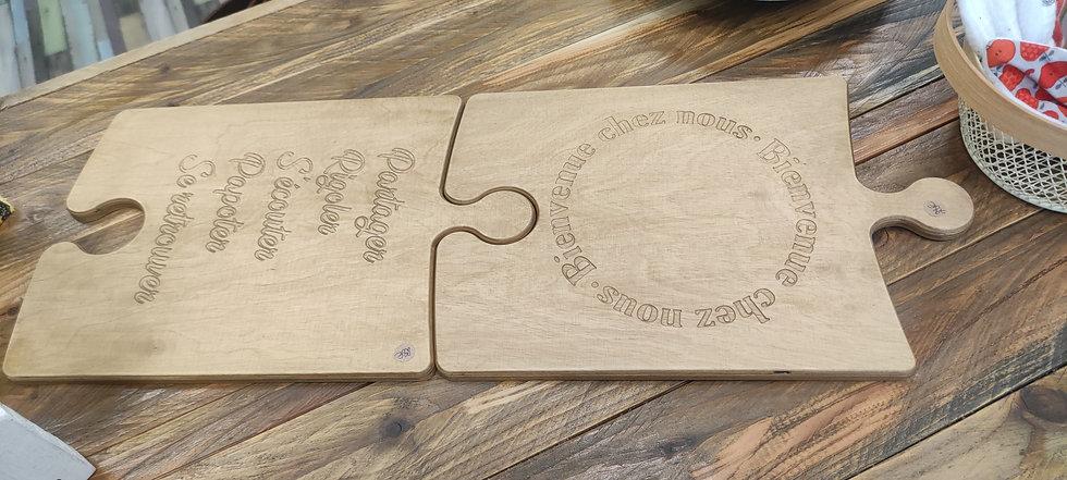 Planche de présentation puzzle