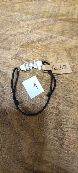Bracelet cordon Pierre naturelle