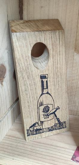 Porte bouteille magique