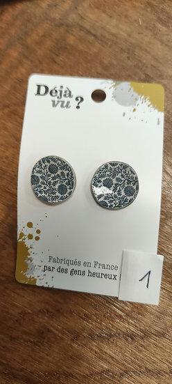 Boucles d'oreilles collection liberty