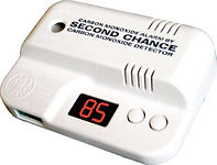 Second Chance CO detectors