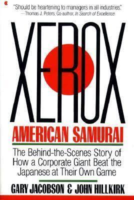 xerox - american samurai