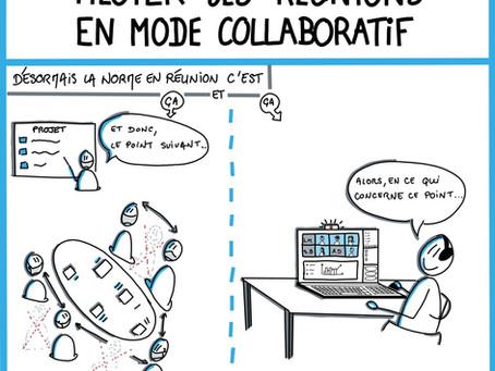 Piloter ses réunions de travail virtuelles en mode collaboratif