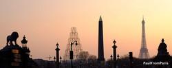 Blog - Paris - Concorde - Seconde tour