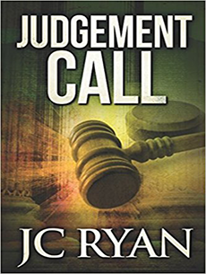 Judgement Call, JC Ryan, Thriller, TheVoiceofRhett, Thriller