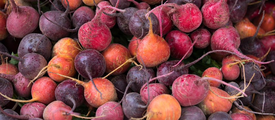 Know Your Roots: Gimme A Beet!