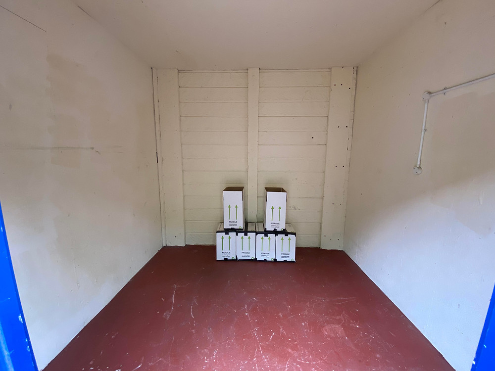10 x 10ft Outside Self Storage Unit at David Bletsoe-Brown Self Storage in Kettering, Northamptonshire