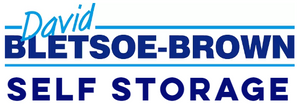 Logo of David Bletsoe-Brown Self Storage in Kettering, Northamptonshire