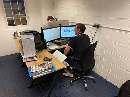 Coworking and office space to rent with CCTV at David Bletsoe-Brown Self Storage - cheap and secure self-storage in Kettering near Corby Wellingborough and Market Harborough in Northamptonshire