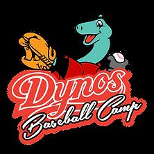 Logo Dynos Baseball Camp