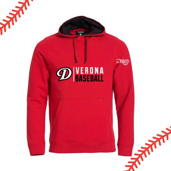 Felpa Baseball 2019
