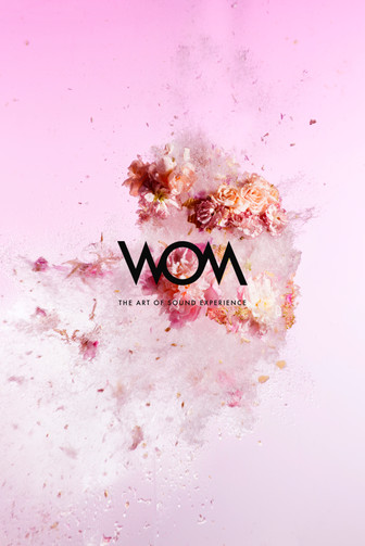 The art of sound experience campaign— wom