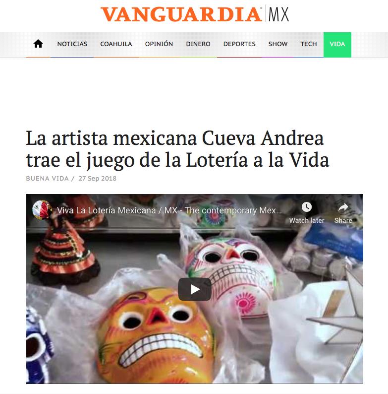 Vanguardia MX
