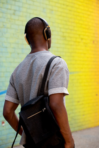 Music You Wear Campaign — PRYMA