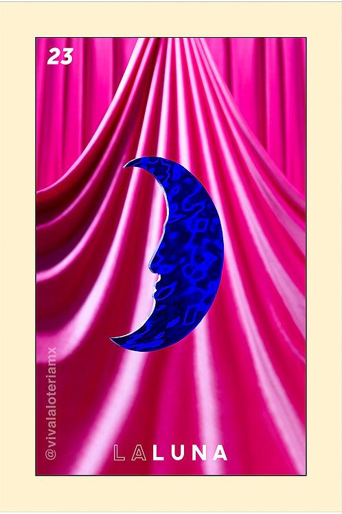 23. La Luna