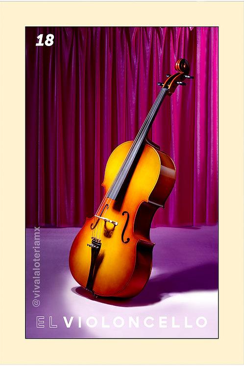 18. El Violoncello