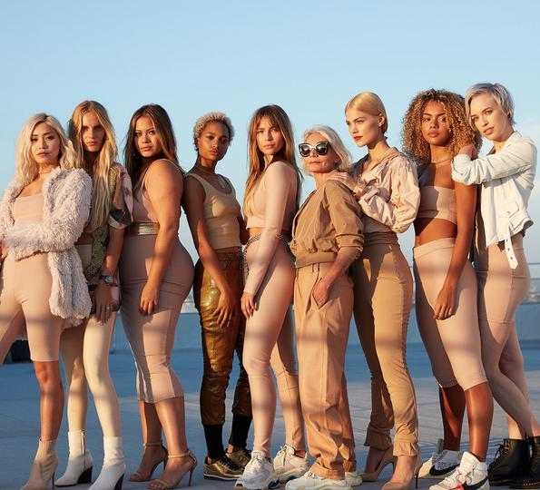 Dare to be Blonde Campaign — Kérastase