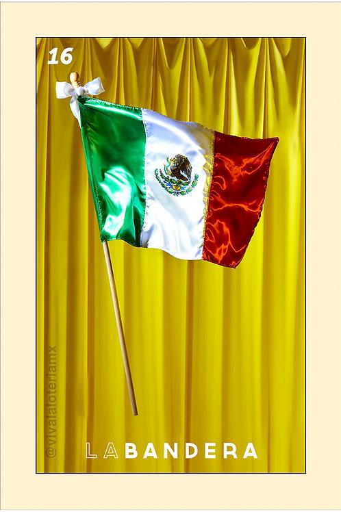 16. La Bandera