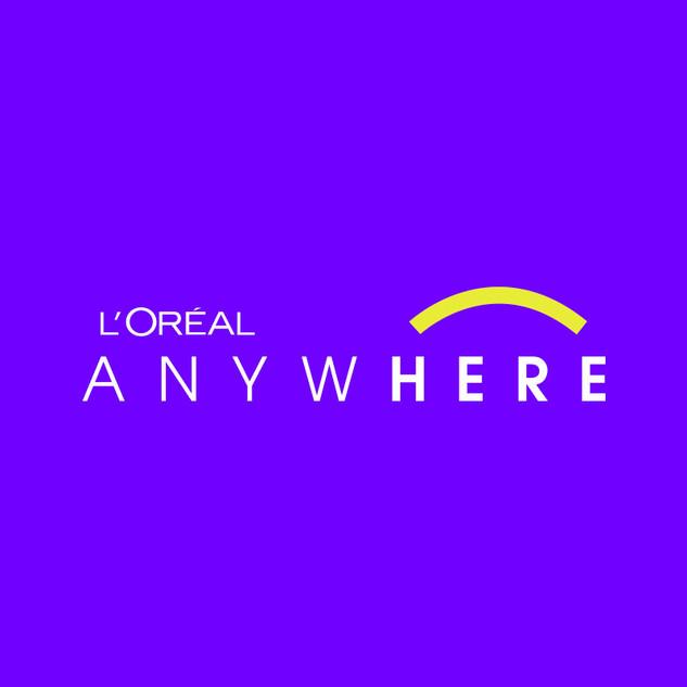 L'Oreal Anywhere
