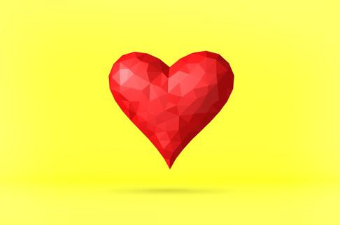 love heals the world
