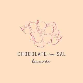 chocolate con sal
