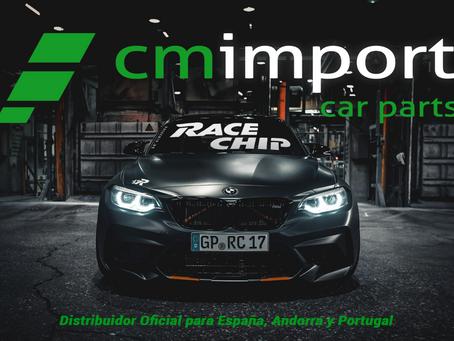 CM Import: Distribuidor oficial de RaceChip