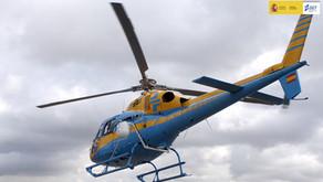 La Justicia corta las alas al helicóptero de la DGT