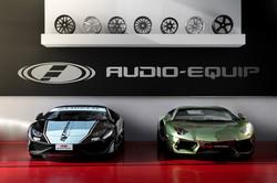 Lambo Huracan y Aventador AE