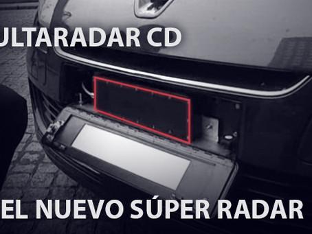 Los nuevos súper radares que multan a varios coches a la vez