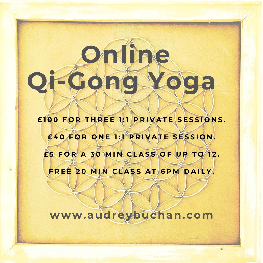 Qi-Gong Yoga