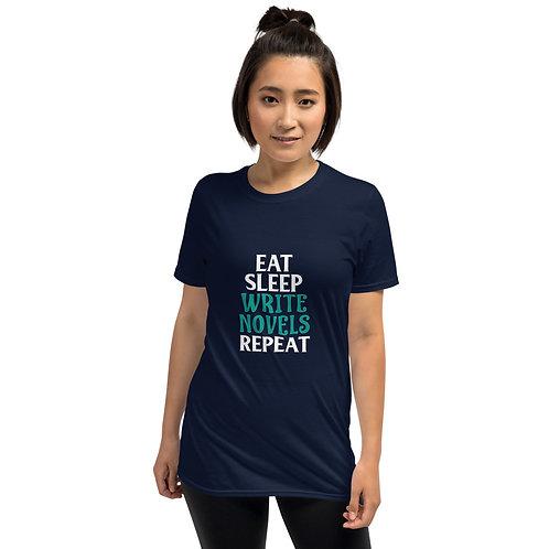 Eat Sleep Write Novels Repeat