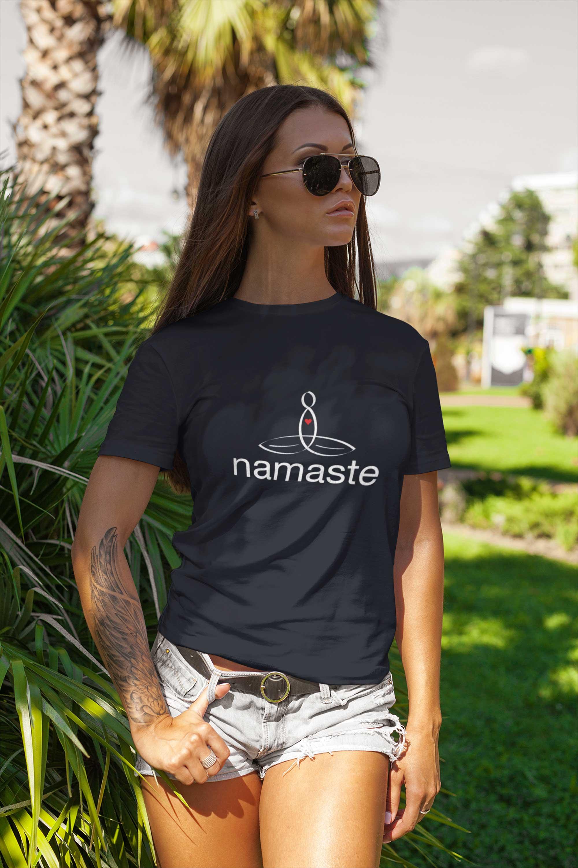The Namaste Meditator T-Shirt