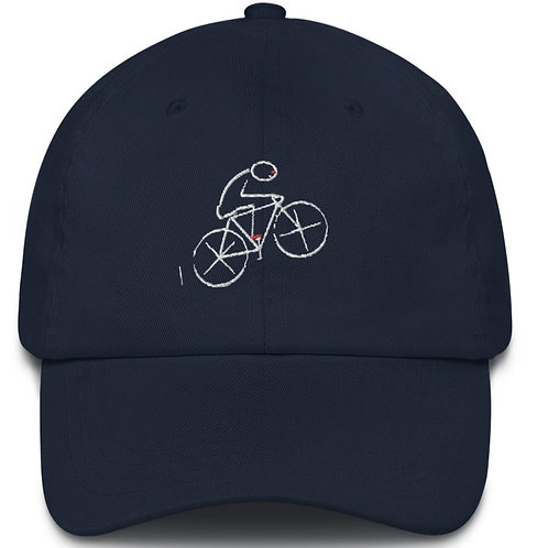 The Bicyclist - Hat For The Active Cyclist