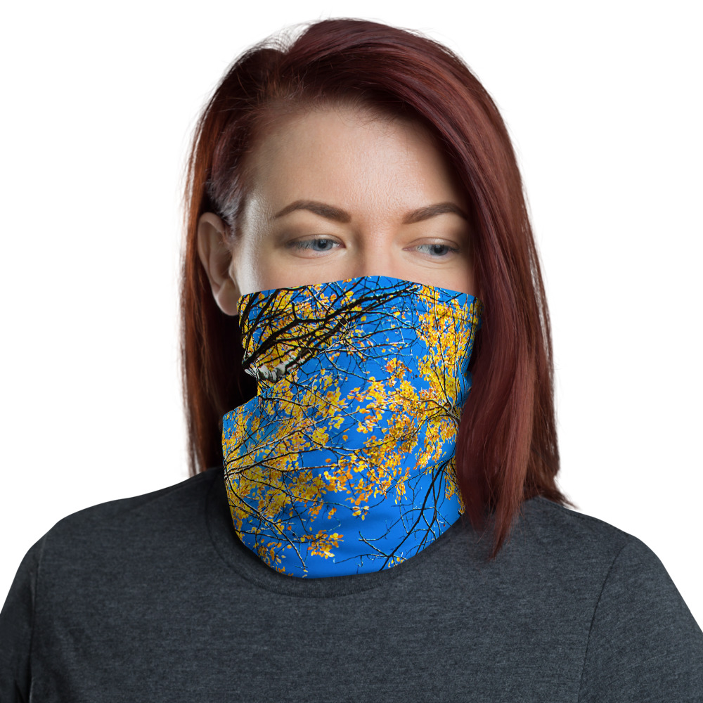 Birch-Trees-Neck Gaiter