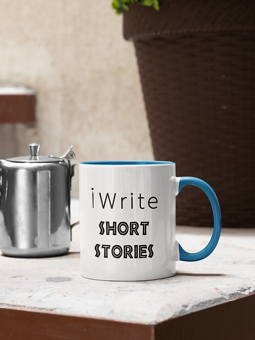 iWrite Short Stories - Mug
