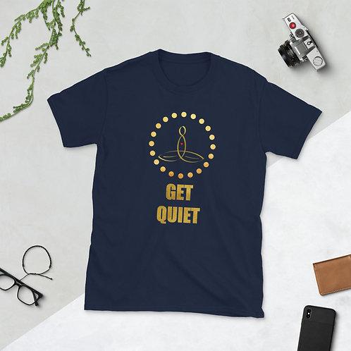 Get Quiet Meditation Design