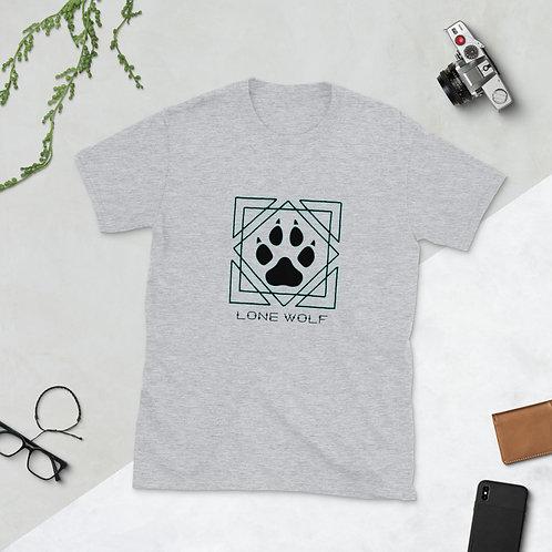 Love Wolf Print