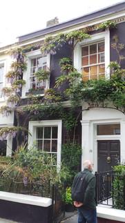 Les maisons de Portobello Road