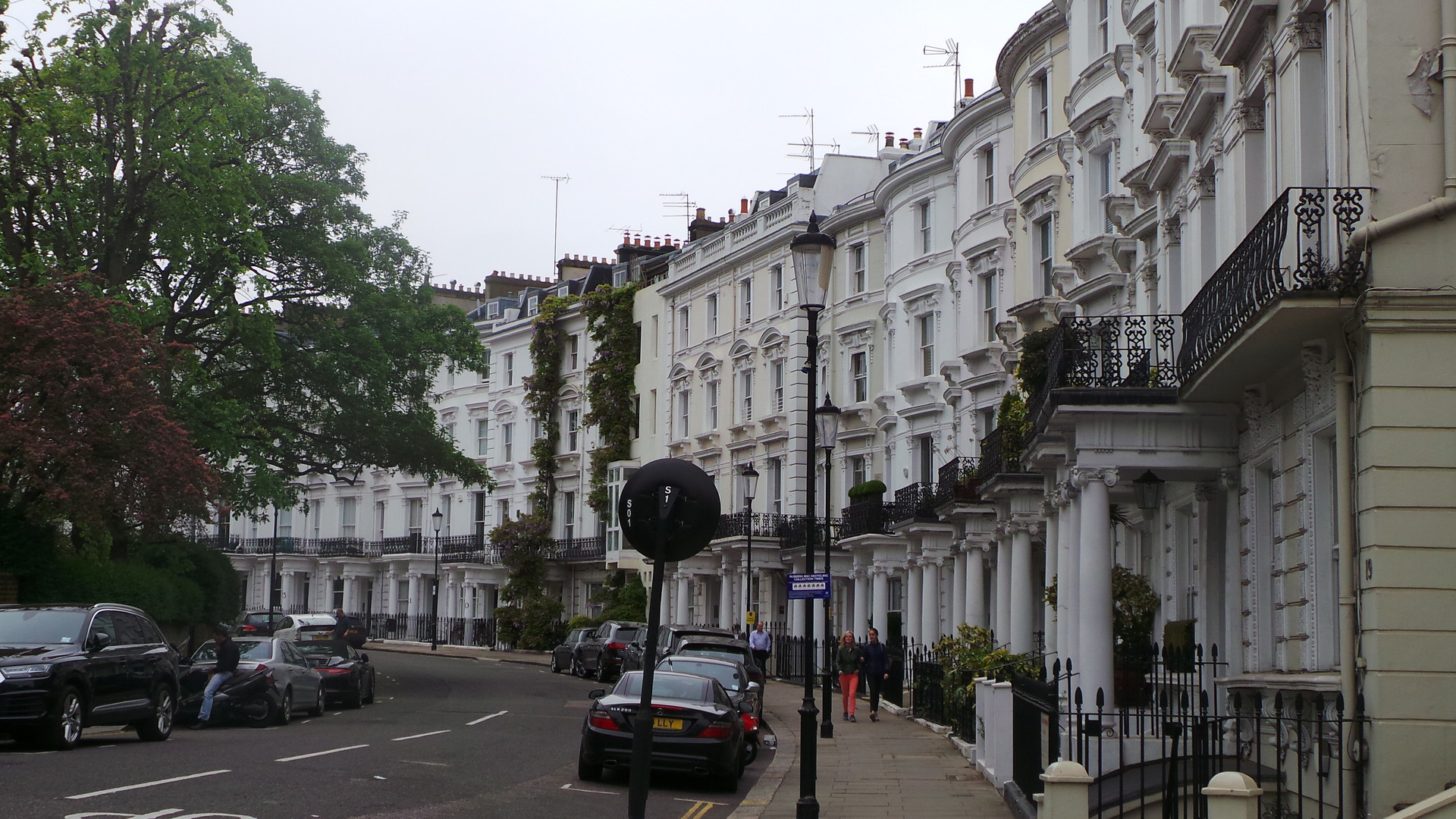 Le quartier de Notting Hill