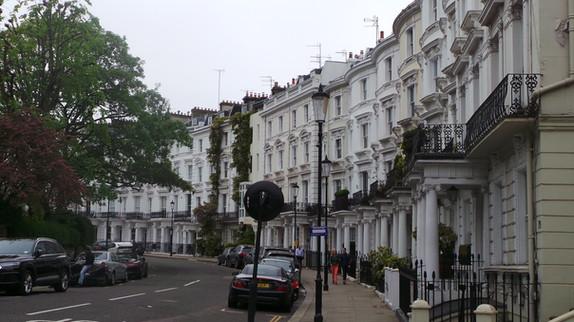 Le quartier de Notting Hill