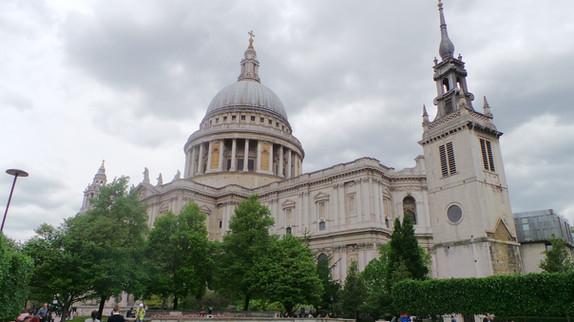 La Cathédrale St Paul