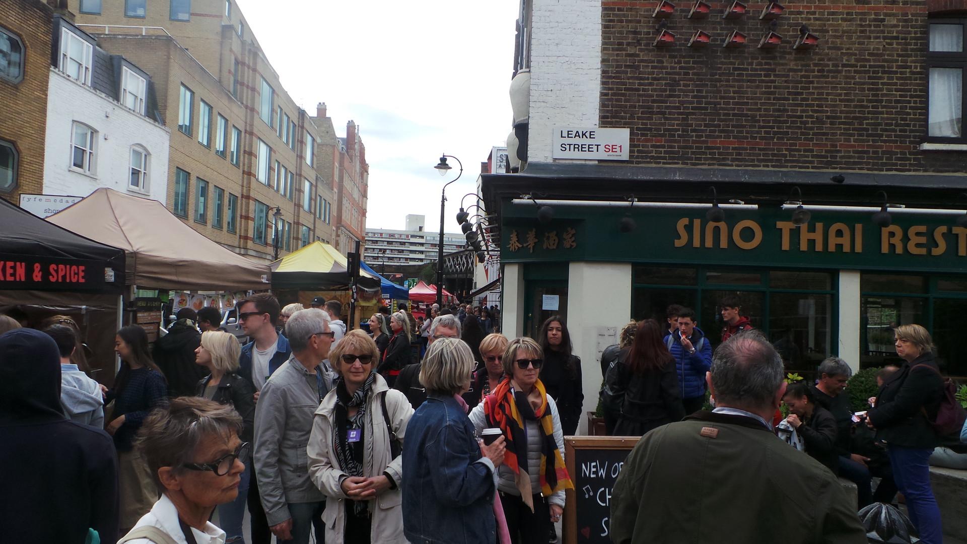 Le marché de Portobello Road