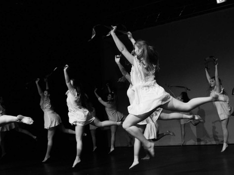 Dance & I: My Relationship with Dance