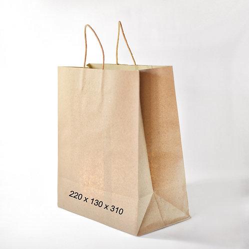 RE-leaf BAG (220 х 130 х 310) - нове покоління стійкого пакування