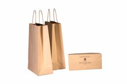 RE-leaf handle bags