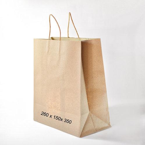 RE-leaf BAG (260 х 150 х 350) - нове покоління стійкого пакування