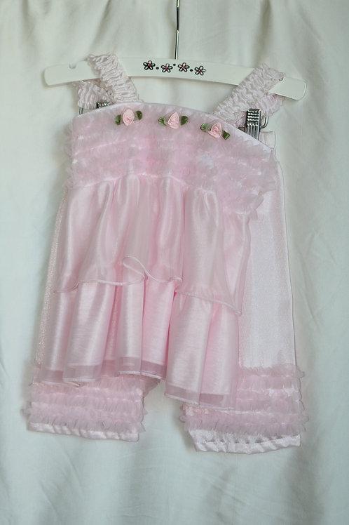 Pink Silk Pajama